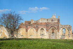St Augustine's Abbey, Canterbury Stock Images