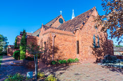 St Augustine's Anglican Church, Shepparton Royalty Free Stock Images