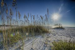St Augustine Sunrise Royalty Free Stock Images