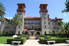 St. Augustine urząd miasta zdjęcie stock