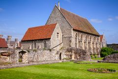 St Augustines Abbey Benedictine monastery College chapel in Cant Stock Photo
