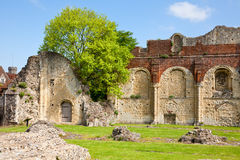 St Augustines Abbey in Canterbury Royalty Free Stock Images