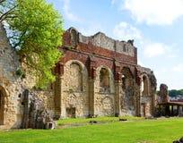 St Augustines Abdij in Canterbury royalty-vrije stock fotografie