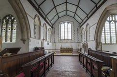 St Augustines Church Interior, Brookland, Kent Royalty Free Stock Photos