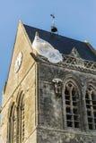 St bara Eglise Arkivbild