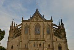 St.Barbara Church Royalty Free Stock Photo