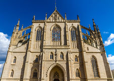 St.Barbara's Church (Cathedral) in Kutna Hora Royalty Free Stock Image