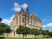 Free St. Barbara S Church In Kutna Hora, Czech Republic Royalty Free Stock Images - 37565069