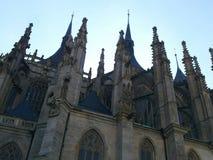 St. Barbara& x27; s-Kathedrale Stockfoto