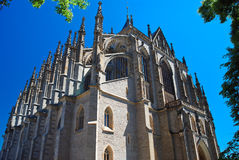 St. Barbaras Cathedral, Kutná Hora Royalty Free Stock Photography