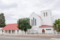 St Barnabas Anglican Church, Heidelberg, la Provincia del Capo Occidentale, Afr del sud immagine stock
