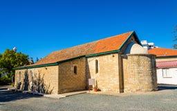St Barnabas Anglican Church a Limassol fotografie stock