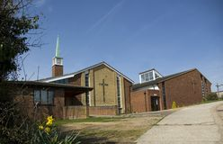 St Barnabas Church Stock Photography