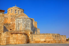 St.Barnabas Church in Northern Cyprus Royalty Free Stock Image