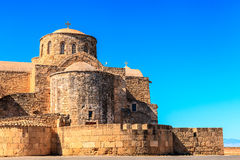 St.Barnabas Church in Northern Cyprus Stock Image