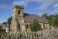 St Barnabas Church; Snowshill, Cotswolds; Gloucestershire; Engla Stock Photos