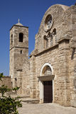 St Barnabas Monastery - Turkish Cyprus Stock Images