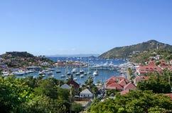 St Barth eiland Royalty-vrije Stock Foto's