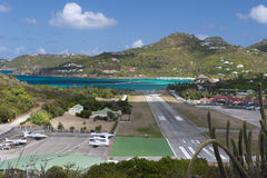 St. Barth Island, Caribbean sea. St. Barth Island, French West Indies, Caribbean sea stock photography