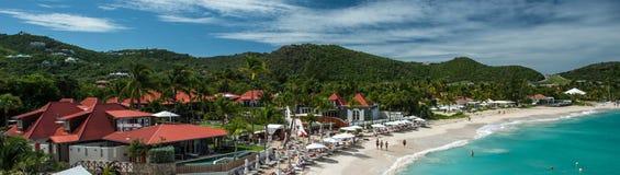 St Barth Island, Caribbean sea Royalty Free Stock Photography