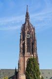 St Bartholomaus, Frankfurter Dom Royalty Free Stock Photography
