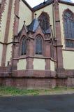 St Bartholomaus Frankfurter Dom Katedralni w Frankfurt magistrala, Niemcy - Am - zdjęcia stock