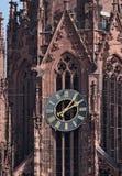 St Bartholomaus Frankfurterworst Dom Cathedral in Frankfurt-am-Main, Duitsland stock fotografie