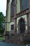 St Bartholomaus Frankfurterworst Dom Cathedral in Frankfurt-am-Main, Duitsland stock afbeeldingen
