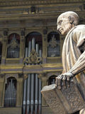 St Bartholomew в милане Стоковая Фотография