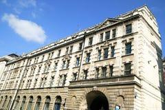 St Bartholomew het Ziekenhuis (Baronets) Londen stock foto's