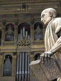 St Bartholomew i Milan Arkivbild