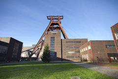 Essen Zeche Zollverein Royalty Free Stock Photography