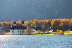 St Bartholomew's Church Berchtesgaden,Germany Royalty Free Stock Photos