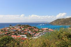 St. Barths Royalty Free Stock Photos