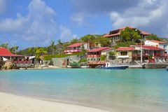 St Barths, Caribbean Royalty Free Stock Images
