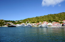 St Barths island Stock Photos