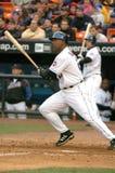 1st Baseman Carlos Delgado för New York Mets Royaltyfria Bilder