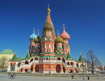 Free St. Basil Cathedral Stock Photography - 2229502