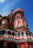 St.Basil cathedral Stock Photography