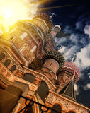 St. Basil Cathedral Stock Image