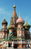 St.Basil cathedral Royalty Free Stock Photo
