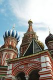 St.Basil cathedral Royalty Free Stock Image