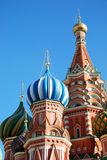 St.Basil Cathedral In Moscow. Stock Images