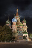 St Basil Cathedral, Moscou Kremlin Photo stock