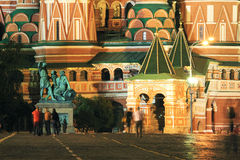 St. Basil Cathedral of Moscow Stock Images
