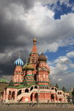 St. Basil Cathedral. Moscow, Russia, Red Square Royalty Free Stock Images