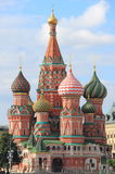 St. Basil Cathedral in Moskau Stockfoto