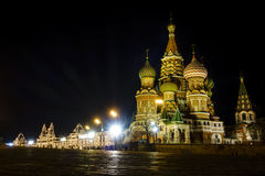 St. Basil Cathedral Royalty Free Stock Image