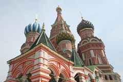 St Basil Church Royalty Free Stock Image