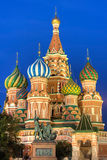 St Basil's Cathedral Royalty Free Stock Photography